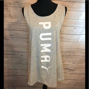 Puma women's classic logo Tank Top